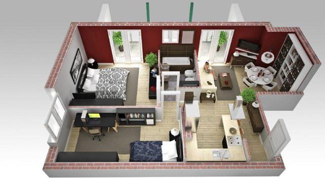 Corso interior design messina 30 gg di corso gratis vuoi for Arredamento 3d online