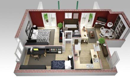 Progettare casa online gratis for Disegnare interni casa