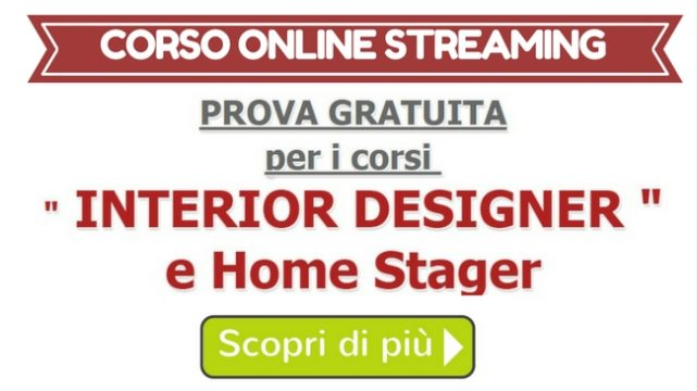 Corso serale interior design firenze 30 gg di corso for Corso interior design treviso