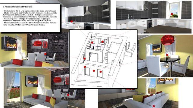 Corso interior design torino 30 gg di corso gratis vuoi for Corso interior design cagliari