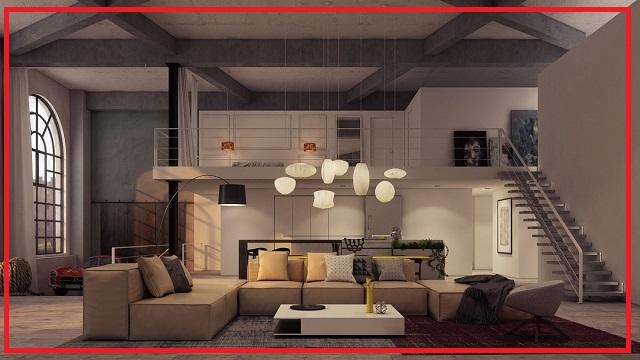 Corso interior design home page corso interior designer for Arredamento stile industriale loft