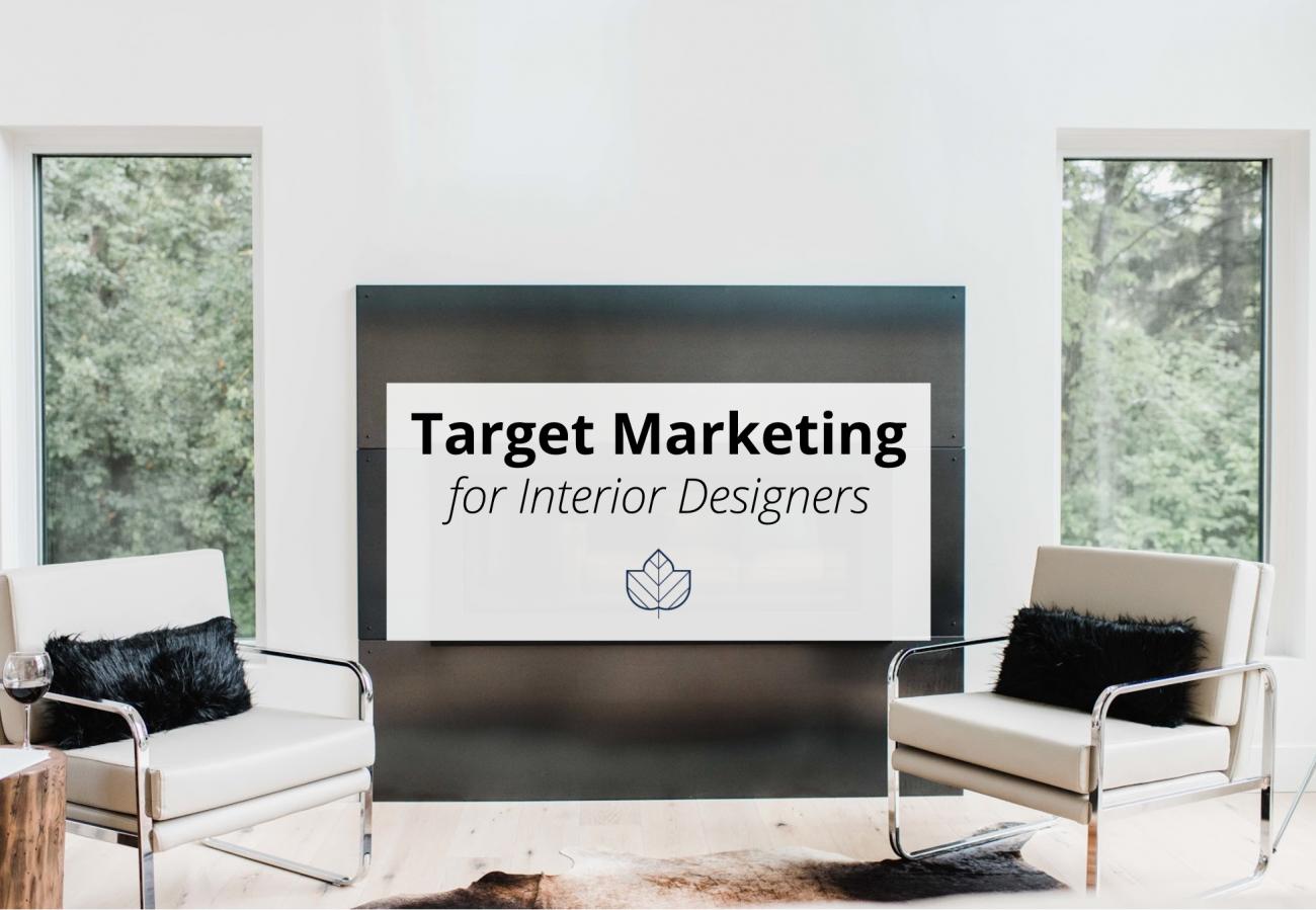 Marketing per l'Interior Designer 3.0