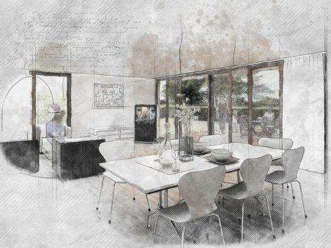 Corso d'interior designer: la scelta giusta per la tua professione