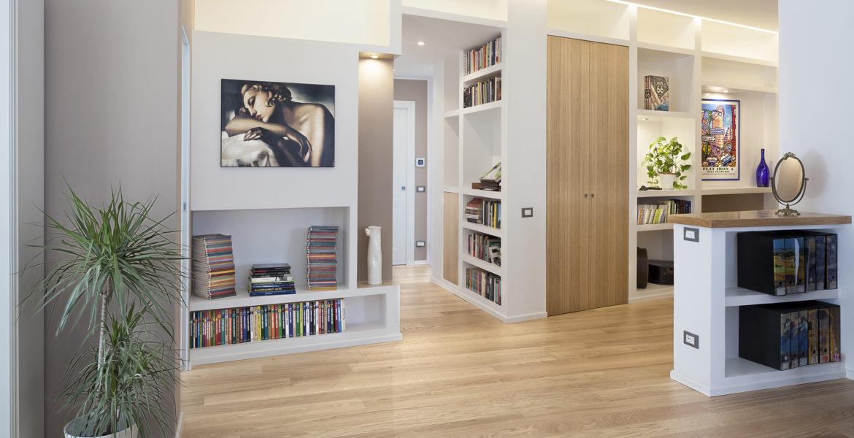 Interior design a roma progettazioni e ristrutturazioni d for Interior design roma