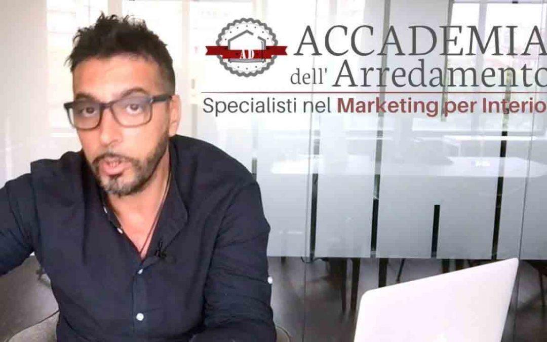 Accademia Arredamento marketing